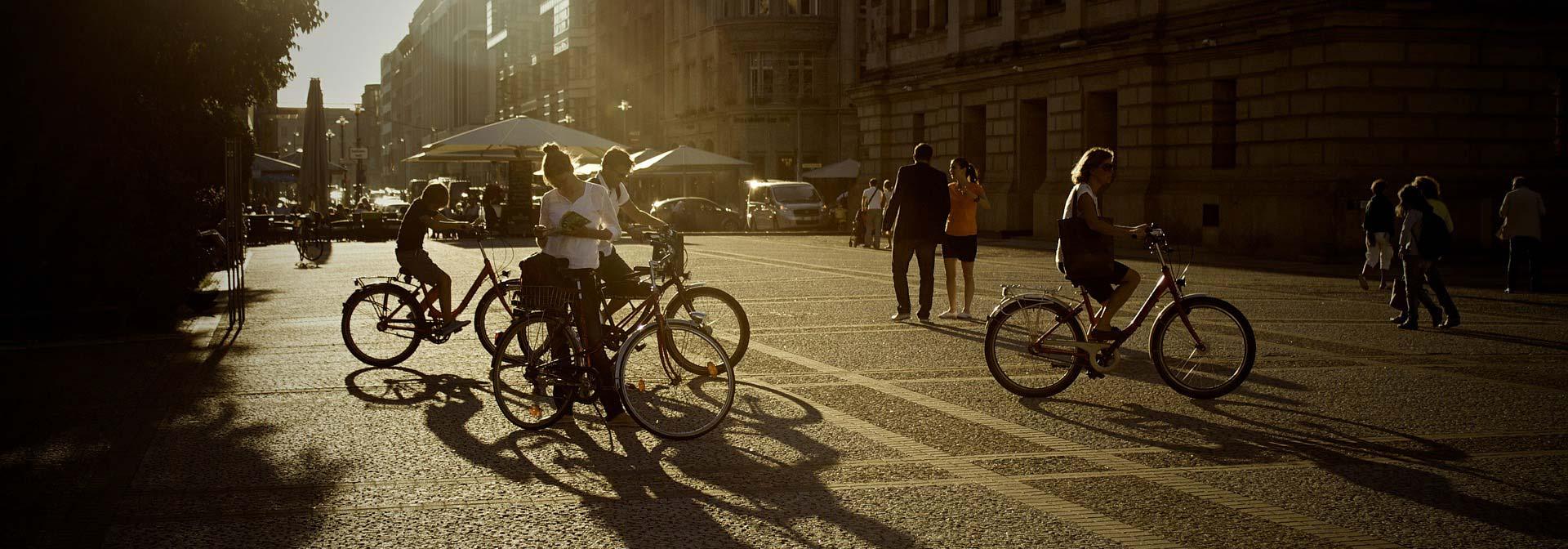 Cykla i stad