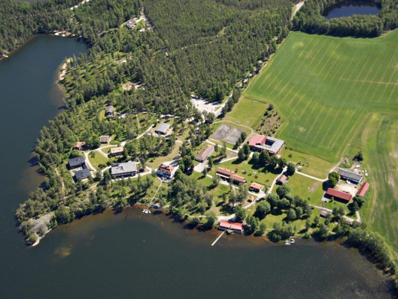 Bommersvik view