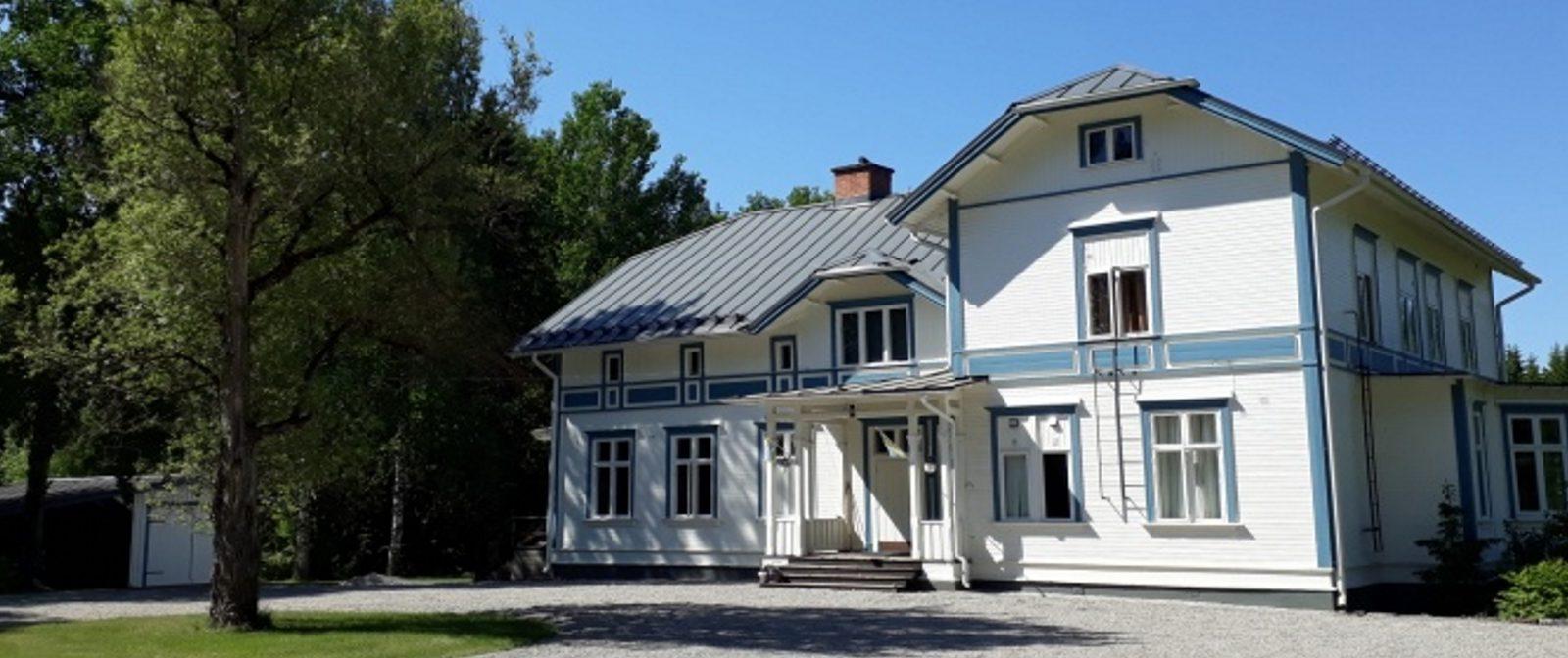 Geijersholm mansion in warmland