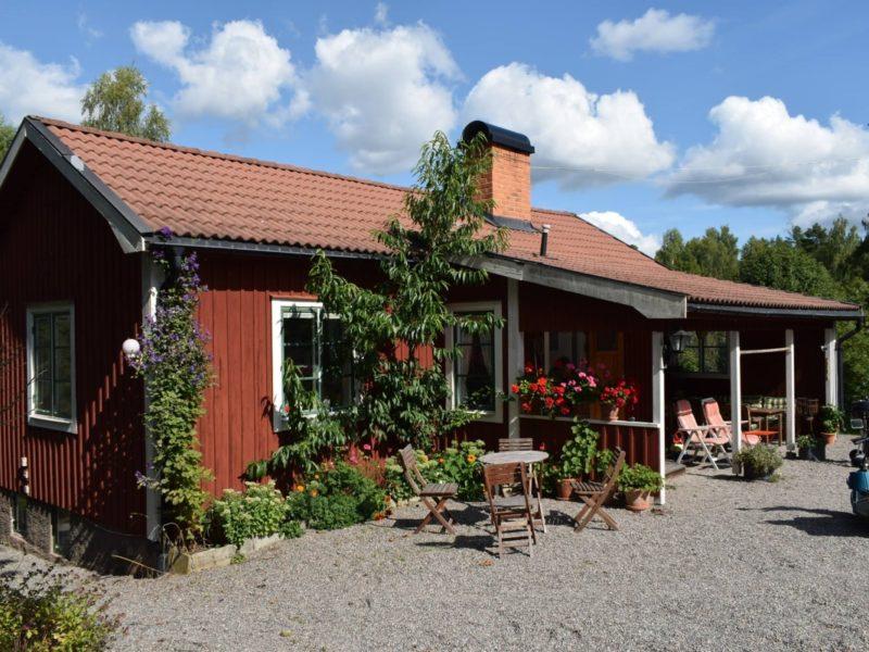 Krampans logi_gårdshuset