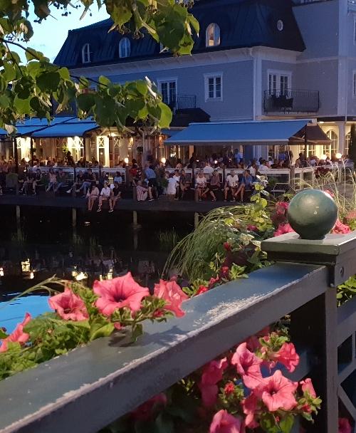 Norrtälje evening time