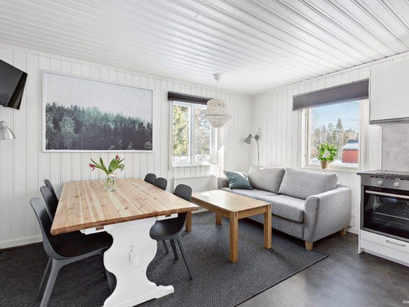 Breathtaking cottage interior