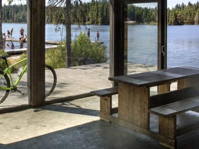 Cykelpaket Nordic Camping Ånnaboda