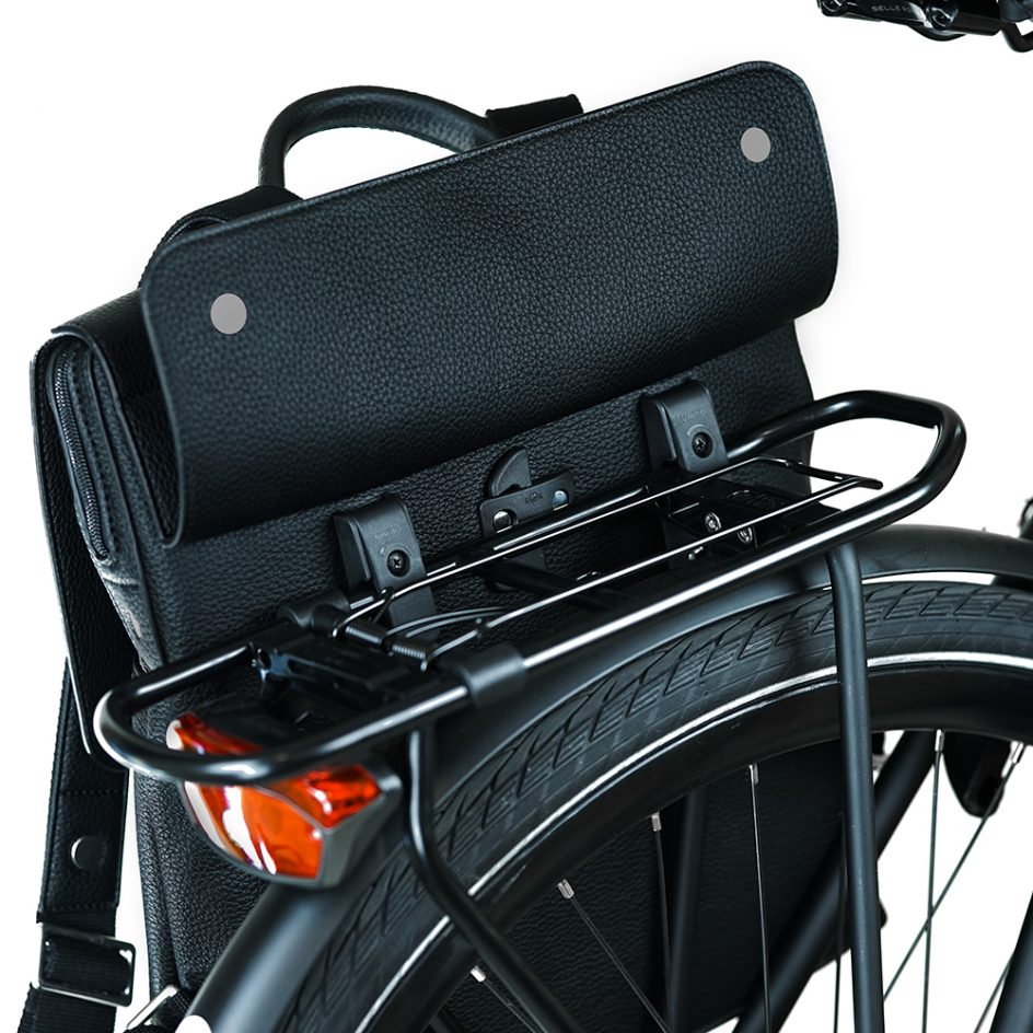 Cykelväska Urban Backpack hooks bike