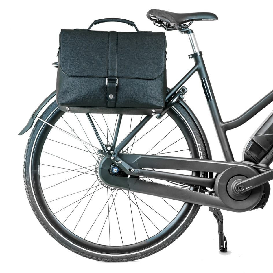 Cykelväska Urban Satchel bike front