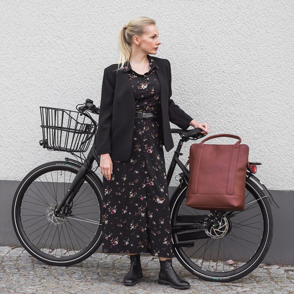 Cykelväska Urban Shopper collection
