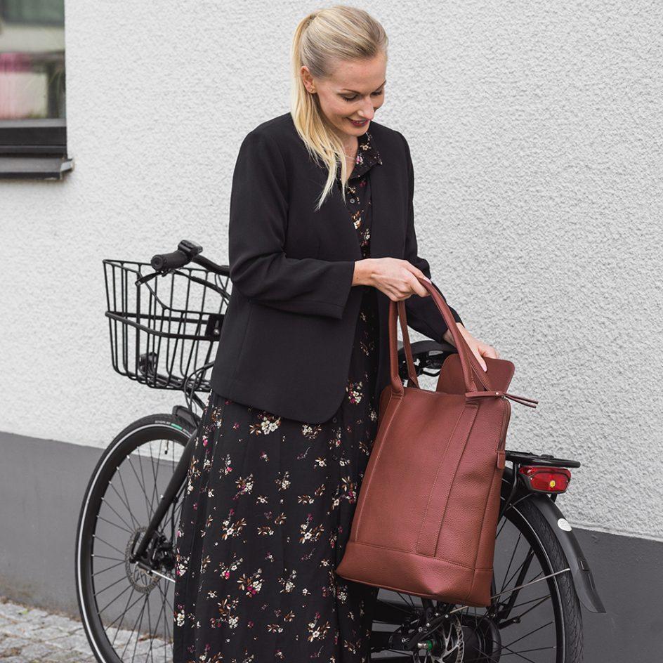 Cykelväska Urban Shopper collection 2