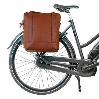 Cykelväska Urban Shopper front