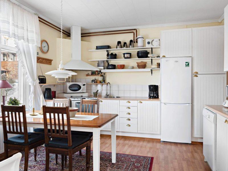 Engelsbergs pensionat köket