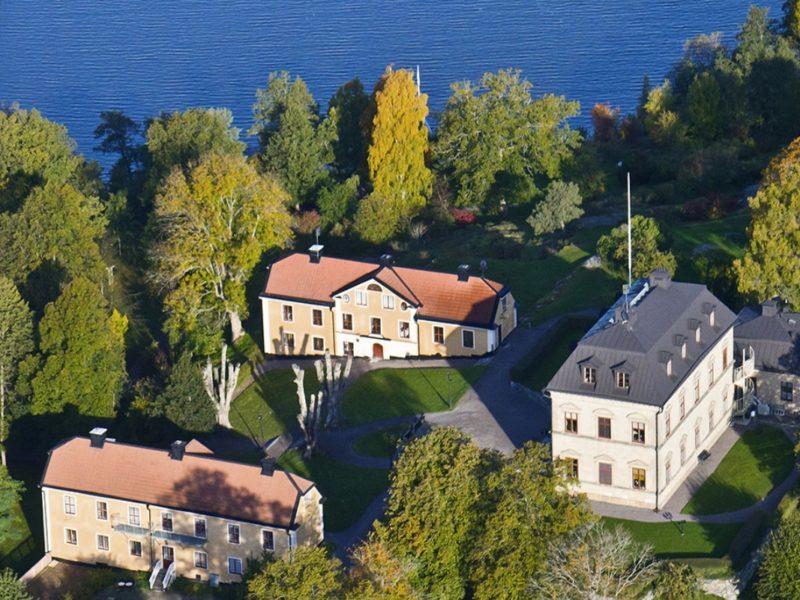 Görvälns slott järfälla