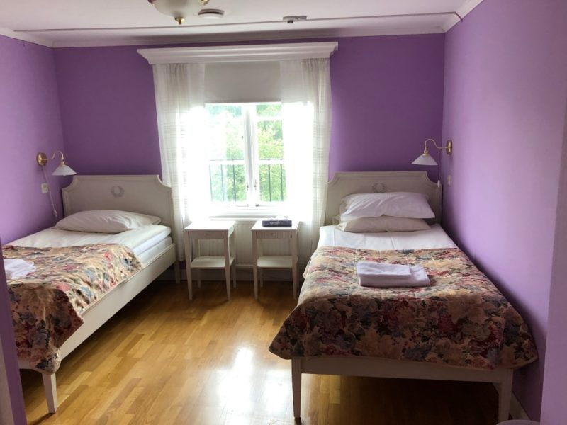 Nyhyttan spa resort double room2_2