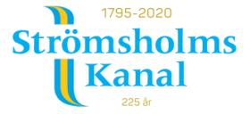 Strömsholms kanal logotyp