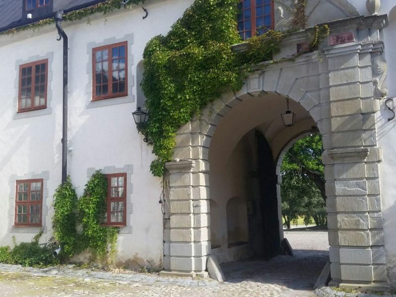 Tidö slott_innergården2