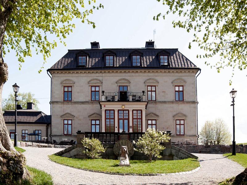 Görvälns slott fasad