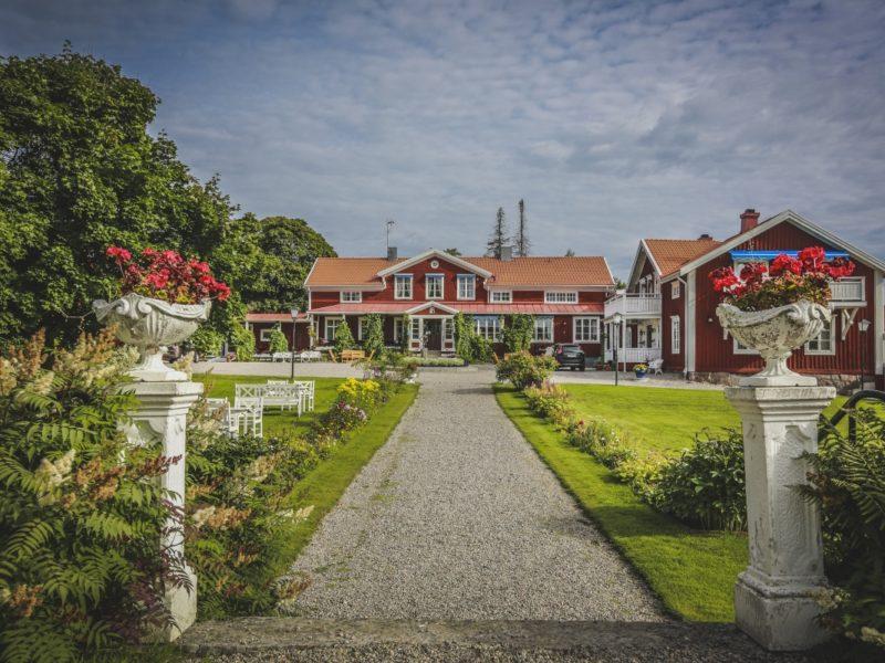 Järvsöbaden Järvsö Gårdstramp