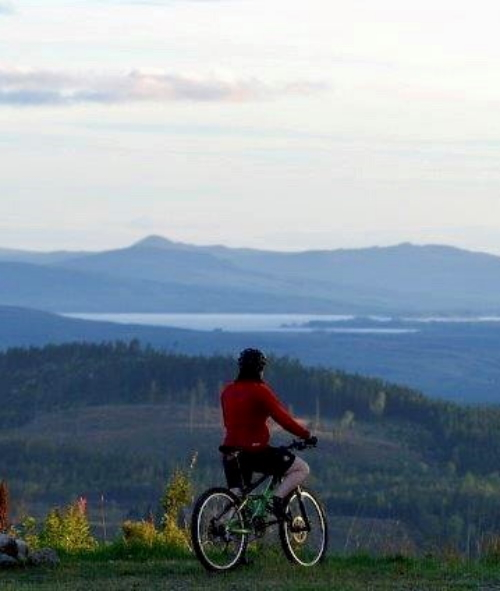Långbergets sporthotell_cykelpaket