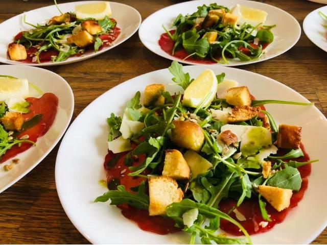 Solbacken Järvsö good food