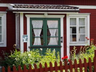 Västanfors hembygdsgård Fagersta