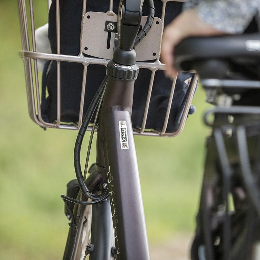 SSF Cykelmärkning 4