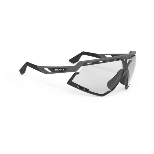 Rudy Project Defender ImpactX - Pyombo Matte - ImpactX Photochromic 2 Black