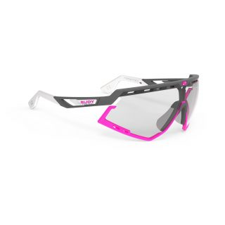 Rudy Project Defender ImpactX - Pyombo Matte - ImpactX Photochromic 2 Fuxia