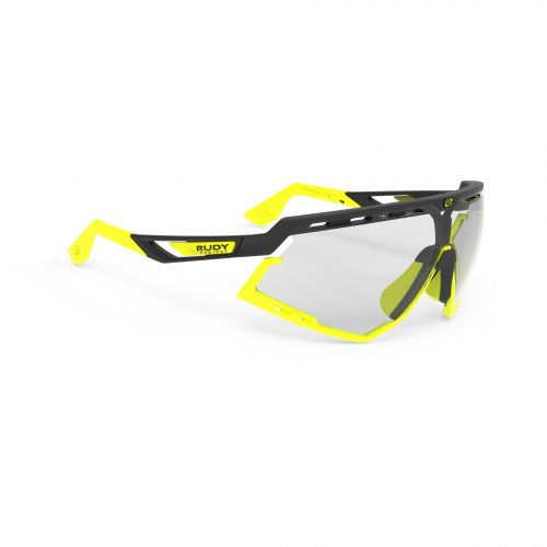 Rudy Project Defender ImpactX - Black Matte - ImpactX Photochromic 2 Yellow