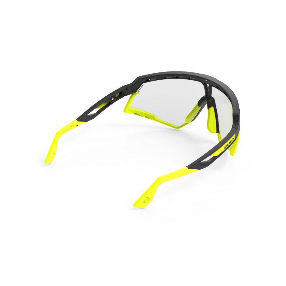 Rudy Project Defender ImpactX - Black Matte - ImpactX Photochromic 2 Yellow