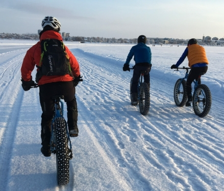 Fatbike Lapland Archipelago2