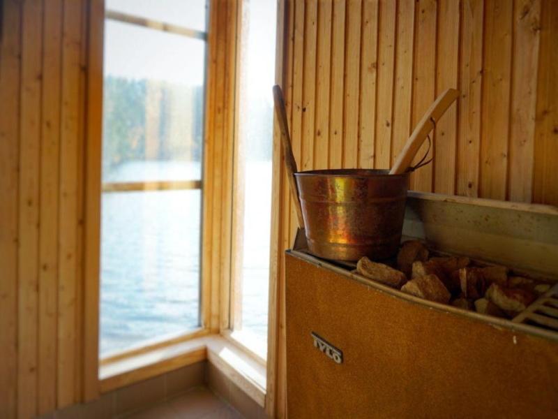 Villa Gladtjärn sauna