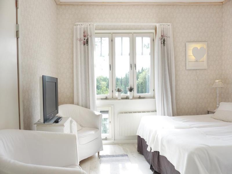 Villa Gladtjärn double room
