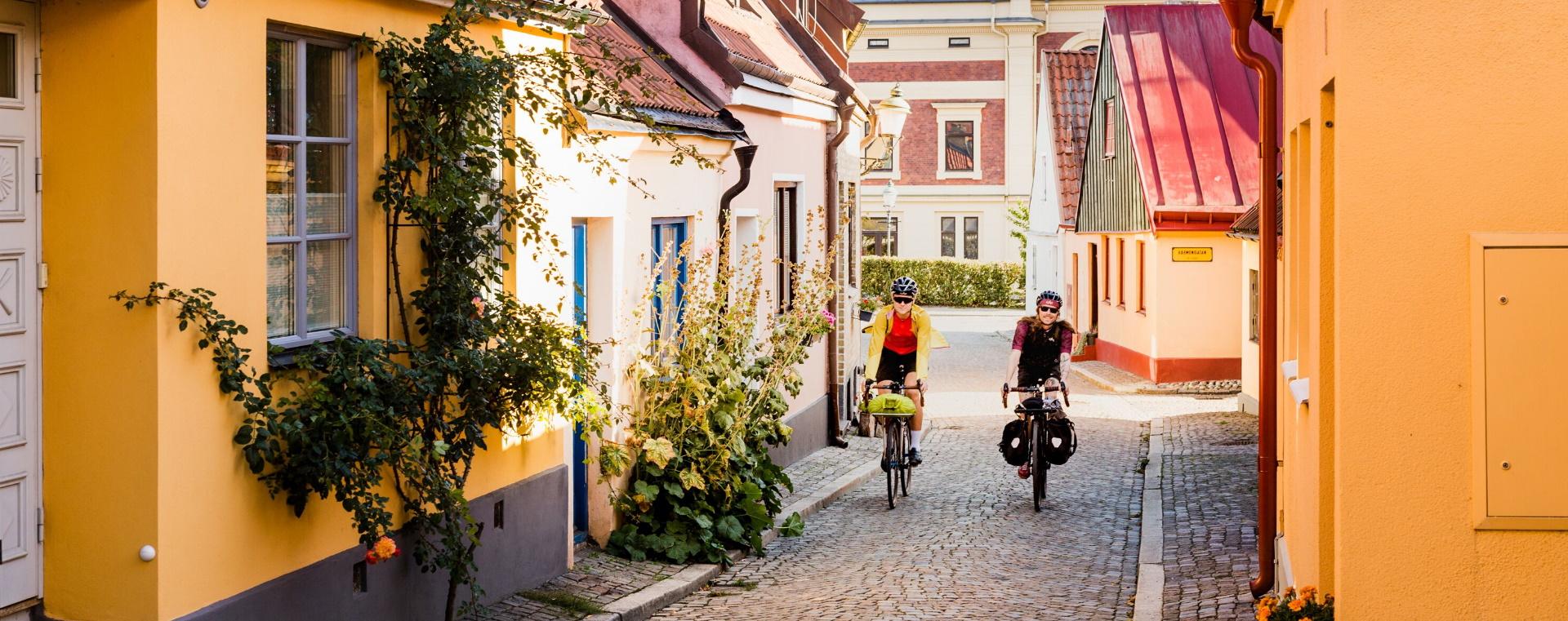 Cykla Sydkustleden_Ystad_foto Apelöga