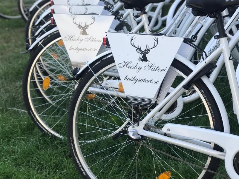 Husby Säteri cyklar