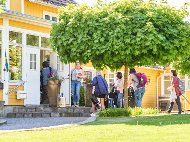 Björkhaga hotel bicycle package