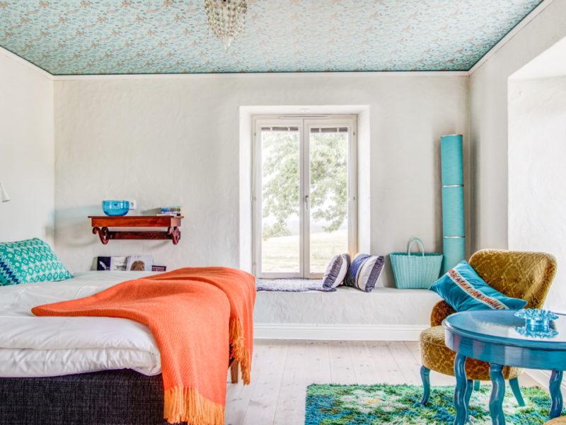 Cocoon farmhouse double room