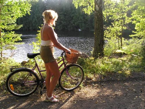 Cykelpaket Marianne Sommarhagen