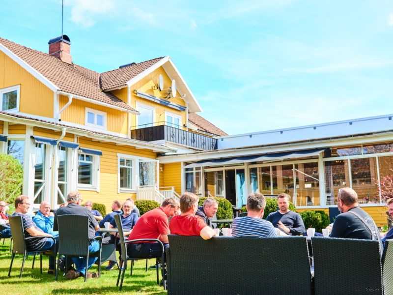 Cycling holiday in Björkhaga