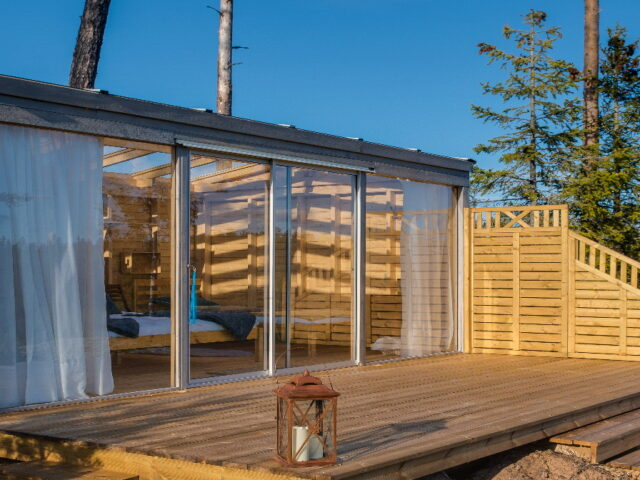 Glass house-Sommarhagen bicycle package2
