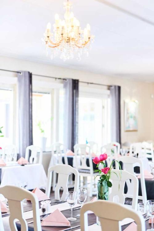 Hotel Björkhaga restaurant