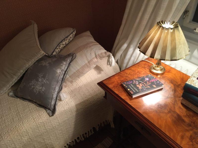 Malingsbo herrgård sov i pensionatet
