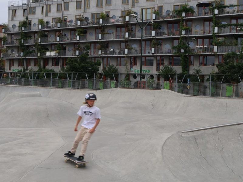 Ohboy Bike Hotel Skatepark