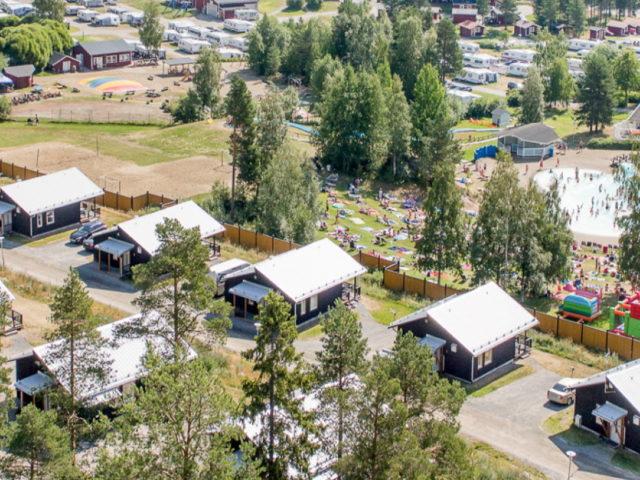 Skellefteå camping_exterior2