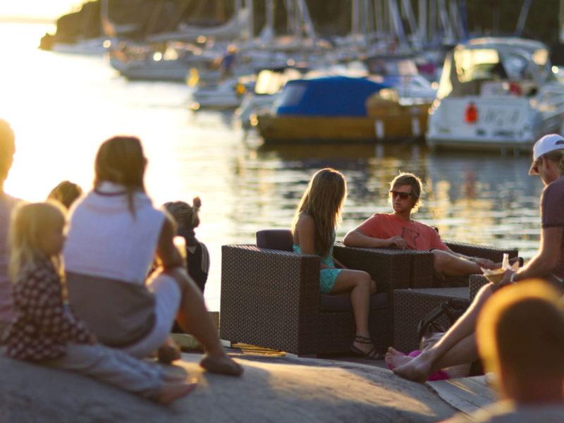 Evening in the archipelago_Photo_Henrik Trygg