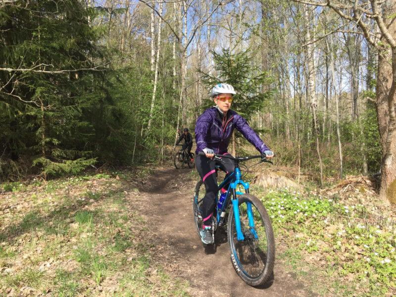 Björnögården för cyklister