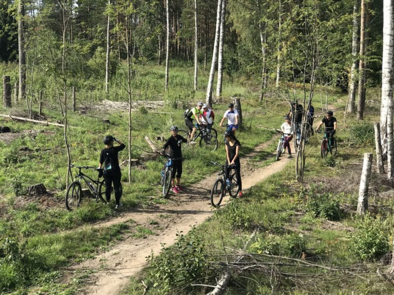 Cykla Björnögården Västerås
