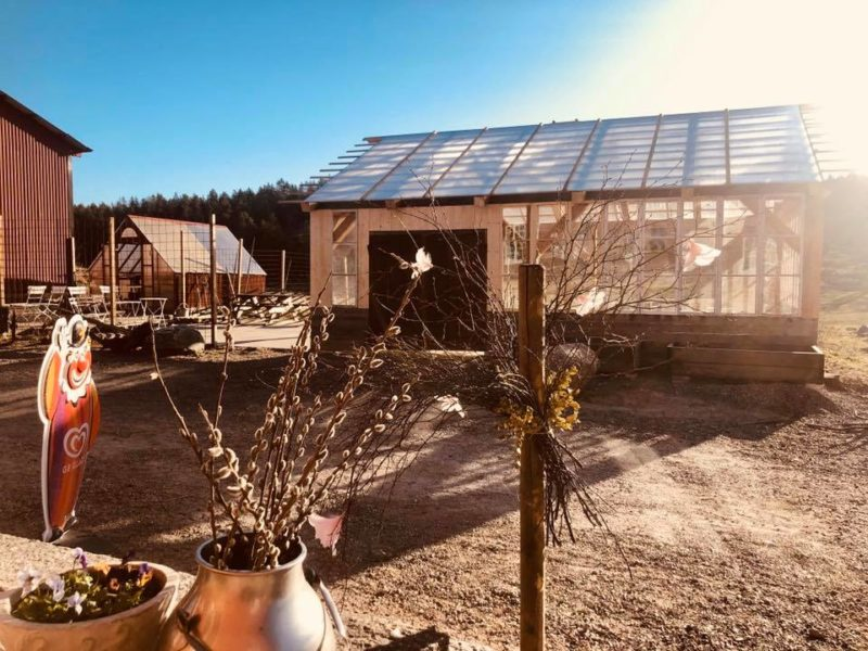 Berg's farm in Trosa