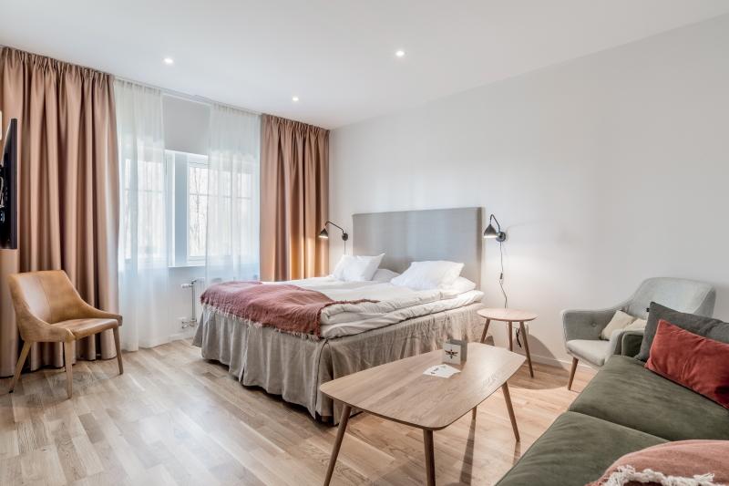 Blommenhof Hotel double room