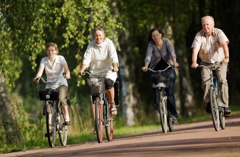 Cykla i grupp Per Eriksson_Ulvsby Herrgård