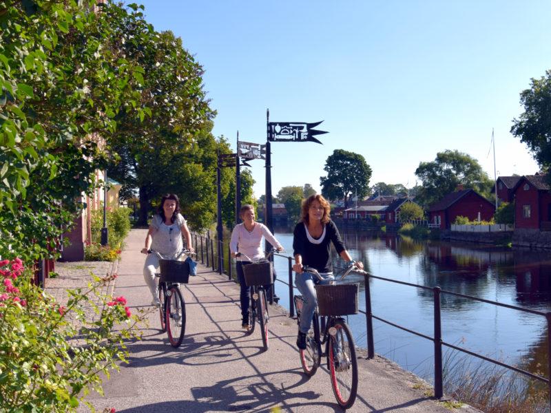 Arboga bike ride