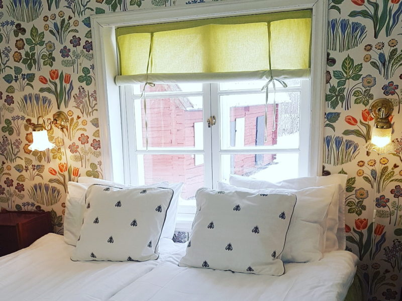 Double room Home to Gården cycling holiday