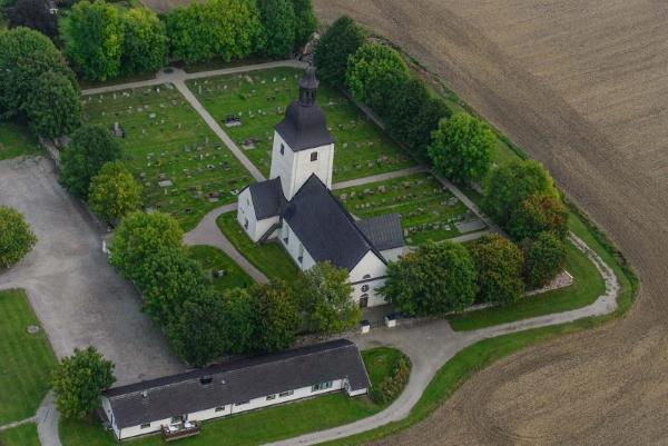 Färentuna kyrka Ekerö